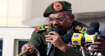 President Omar Al Bashir (file photo)