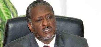 Former Sudanese minister of Finance, Ali Mahmoud (Sudan Vision Daily)