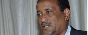 Presidential Assistant Ibrahim Mahmoud (file photo)