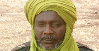Leader of Sudan's Justice and Equality Movement (JEM), Dr Jibril Ibrahim