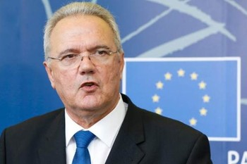 EU Commissioner for International Cooperation and Development, Neven Mimica