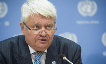 UN Under-Secretary-General Hervé Ladsous