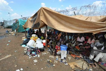 Displaced by conflict in South Kordofan (UN, 2011)