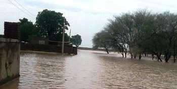 Floods in Sudan (file photo)