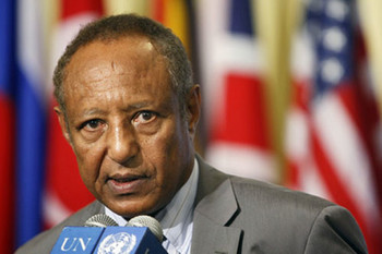 Haile Menkerios, outgoing special envoy of the UN Secretary General for Sudan and South Sudan (UN)