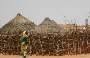 A return village in Um Baru locality, North Darfur (File photo: UNDP)