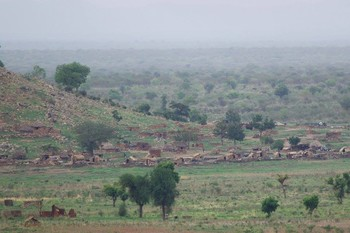 El Azrag in South Kordofan (Nuba Reports)