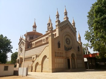 St Matthew's Cathedral in Khartoum (File photo: Wikimedia)