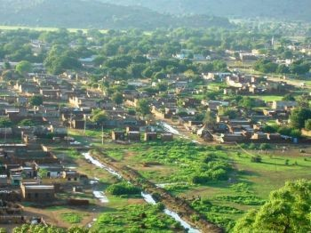 Kadugli, capital of South Kordofan (radiotamazuj.org)