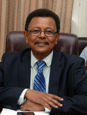 Salaheldin Hassan Ahmed, Director-General of Sudan's Agricultural Bank (SUNA)