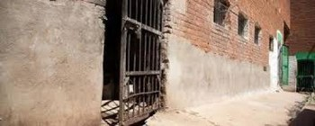 Detention cell in Sudan (file photo)