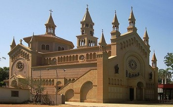 St. Matthew's Cathedral in Khartoum (File photo: christiantimes.com)