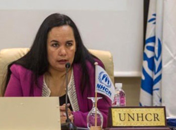 UNHCR Deputy Representative for Sudan, Elizabeth Tan (File photo: UN)