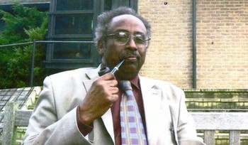 Sudanese economist Prof Sidgi Kaballo (File photo)