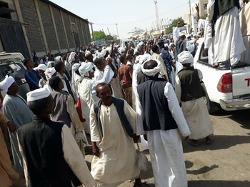 Cargo workers strike in Port Sudan this week (RD)