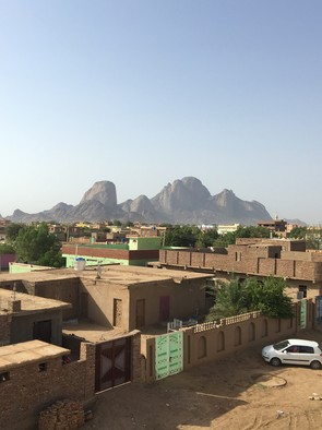 A residential district in Kassala town (deico.uniss.it)