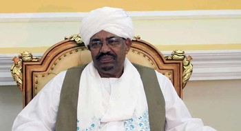 President Omar Al Bashir of the Republic of Sudan (SUNA)