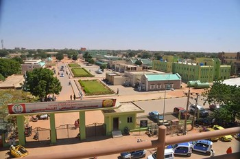 The city of El Obeid in North Kordofan on Sunday 30 December (file photo)