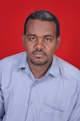 Ahmed El Kheir, teacher from Kassala state, was tortured and killed by security forces on February 2, 2019 (social media)