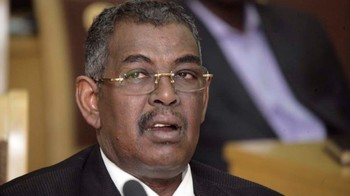 Sudan's newly appointed Prime Minister, Mohamed Tahir Eila (File photo)