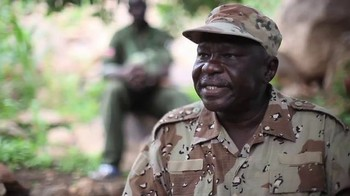 SPLM-N faction leader Abdelaziz El Hilu (File photo)