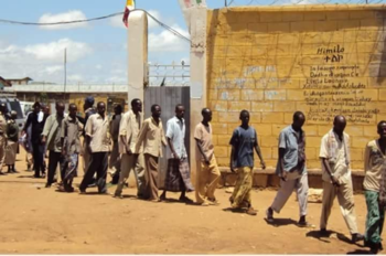 Prisoners in Ethiopia (Social media)