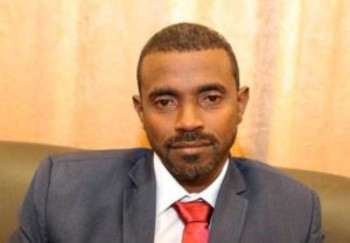 Sudan's Minister of Religious Affairs and Endowments, Nasreldin Mofreh (File photo: Social media)