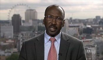 Ahmed Tugud, the chief SRF negotiator for the Darfur track