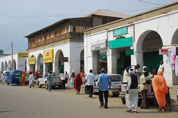 The market in Port Sudan that will be closed (Wikipedia)