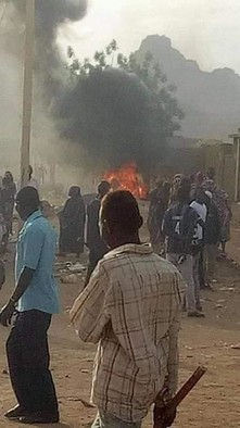 Recent tribal clashes in Kassala (File photo)
