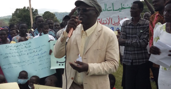 Nuba civil society activists call on all Sudanese to support the Hamdok-El Hilu accord (Social media)