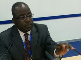 Aristide Nononsi, UN Independent Expert on the situation of human rights in Sudan (RD)
