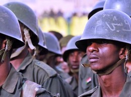Sudanese Army (File photo)