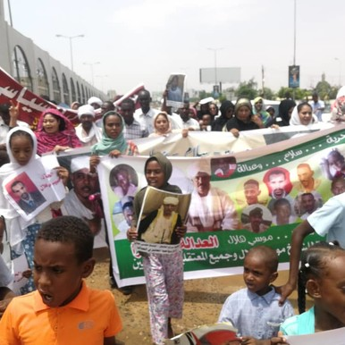 Campaign for release of Hilal, followers at Sudan Justice Ministry