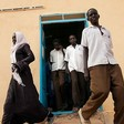 Students of the Um Maraheik Secondary School for Boys and Girls in North Darfur (Albert González Farran/Unamid)