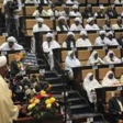 A parliamentary session in Khartoum (file photo)