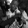 Homeless children in Khartoum (Mary Ellen Mark)