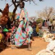 Displaced people in South Kordofan (file photo)