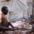 Extracting gold from ore mined in South Kordofan (File photo by Adam Moller)