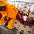 Displaced mother and her daughter in Darfur (file photo)