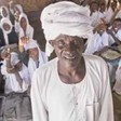 A basic school teacher in Darfur (file photo)