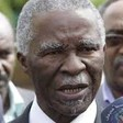Thabo Mbeki, Aformer South African president and head of the AU High-Level Implementation Panel (file photo)