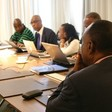File photo: The African Union's High-level Implementation Panel, overseeing the peace negotiations in Addis Ababa