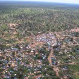 Yida Refugee Camp from the air (Robin Denney)