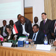 The signing of the project agreements in Khartoum, 27 March 2016 (UNDP)