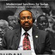 "Cover of the new report by the Enough Project: ""Modernized Sanctions for Sudan: Unfinished Business for the Obama Administration"""
