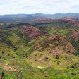 Nuba Mountains in South Kordofan (file photo)