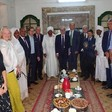 The EU ambassadors resident in Khartoum meet with El Sadig El Mahdi, chairman of the Umma National Party in Omdurman, 28 January 2017 (EU)