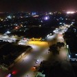 El Fasher, capital of North Darfur, by night (RD file photo)