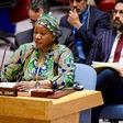On 8 June 2017, ICC Prosecutor Fatou Bensouda delivered its 25th report before the United Nations Security Council on the Situation in Darfur, pursuant to UNSCR 1593 (2005) (file photo)